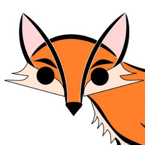 foxy flexitarian blog logo